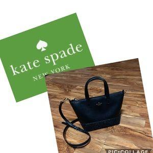 Kate Spade Ina Greta Court Glitter Purse